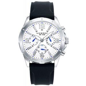 【送料無料】腕時計 ウォッチ スチールベルトマルチファンクションviceroy multifuncion acero correa sr