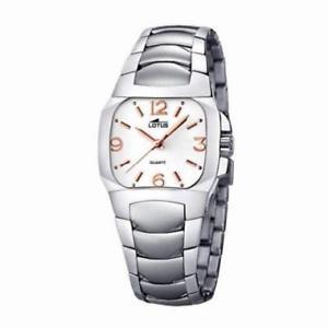 【送料無料】腕時計 ウォッチ アラームreloj lotus 15505i
