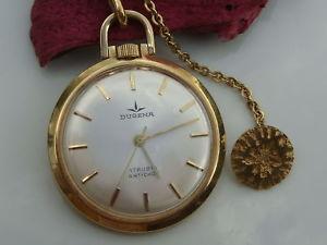 【送料無料】腕時計 ウォッチ チェーンポケットウォッチアラームアラームreloj con cadena reloj de bolsillo dugena cuerda manual reloj