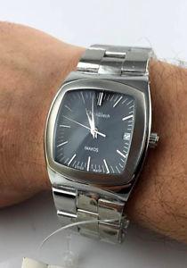 腕時計 ウォッチ オロロジィリップスイスイータウォッチorologio philip watch imakos eta deployante  swiss moviment acciaio uomo