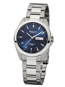 【送料無料】腕時計 ウォッチ リージェントステンレススチールregent reloj pulsera hombre 17704494 f526 acero inox