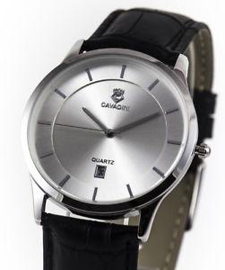 腕時計 ウォッチ ユーコンejecutiva cavadiniserie yukon puro lujo reloj para hombre indexstriche cifra