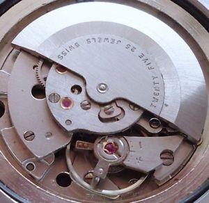 【送料無料】腕時計 ウォッチ ジュネーブスイスrenis geneve automatic as 2068 anni 19701979 swiss made tutto acciaio steel