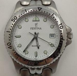 【送料無料】腕時計 ウォッチ ビンテージウォッチfestina watch vintage nos 90s 40