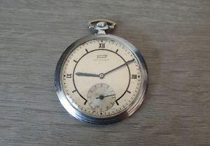 腕時計 ウォッチ ティソリレーancienne montre poche tissot non magnetic cal 405 fonctionne