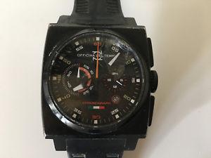 【送料無料】腕時計 ウォッチ テンポクロノグラフウォッチイタリアused watch icina del tempo chronograph reloj made in italy usado