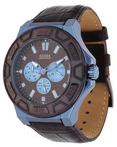 【送料無料】腕時計 ウォッチ レディースダークブラウンguess seores reloj pulsera marrn oscuro w0674g5