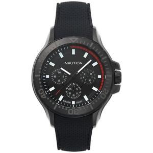 【送料無料】腕時計 ウォッチ オークランドシリコンネロメートル