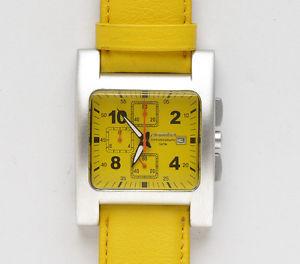 【送料無料】腕時計 ウォッチ クロノグラフダchronotech, cronografo da uomo in alluminio, inusato d14