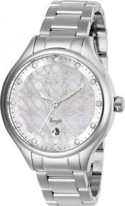 【送料無料】腕時計 ウォッチ ステンレススチールモップinvicta mujer ngel cuarzo 100m mop reloj acero inoxidable 27438