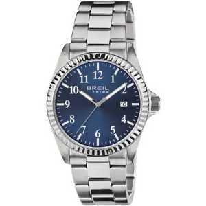 【送料無料】腕時計 ウォッチ アラームクラシックスチールbreil reloj tribe classic hombre slo el tiempo azul acero ew0235
