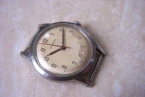 【送料無料】腕時計 ウォッチ クロックマニュアルサービスun reloj de viento manual garrards c1960 necesita un servicio