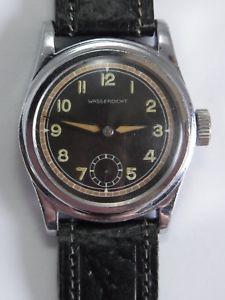 【送料無料】腕時計 ウォッチ ビンテージvintage impermeable reloj de pulsera 4050 aos l funcionannegro