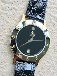 【送料無料】腕時計 ウォッチ ヴィンテージアラームnos nuevo luora vintage watch reloj 36,5 mm