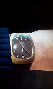 【送料無料】腕時計 ウォッチ ヴィンテージパイロットvintage piloto reloj de edicin limitada de caballero con fecha serviced y engrasado muy buen funcionamiento bue