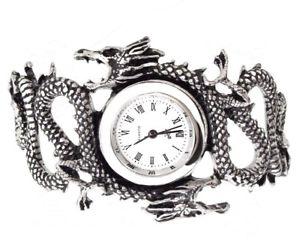 【送料無料】腕時計 ウォッチ インペリアルドラゴンピューターゴシックimperial dragon dos yin yang peltre reloj de pulsera aw16 alchemy gothic