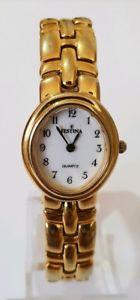 【送料無料】腕時計 ウォッチ マイクロアラームfestina mujer micro chapado en oro reloj 86301