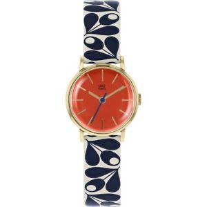 【送料無料】腕時計 ウォッチ レディースストラップウォッチorla kiely damas patricia reloj con correa de cuero ok2204