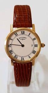【送料無料】腕時計 ウォッチ アラームロータリーレディスクラシックスイスreloj rotary ladies classic ls0595hecho en suiza