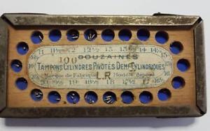 【送料無料】腕時計 ウォッチ シリンダータンポンミックスピボットtampones cilindros pivotes mix lote en caja original