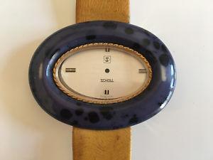 【送料無料】腕時計 ウォッチ ビンテージクロックused vintage watch scholl reloj it not works no funciona 55 x 40 mm usado