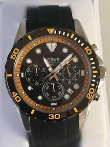 【送料無料】腕時計 ウォッチ クロノグラフメートルreloj de hombre lorus crongrafo 100m