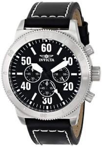 【送料無料】腕時計 ウォッチ ブラックステンレススチールアラームタイミングベルト16753 invicta 48mm hombres specialty acero inoxidable negro reloj correa de