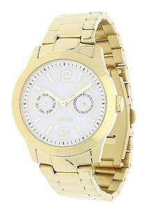 【送料無料】腕時計 ウォッチ レディアラームゴールドブレスレットサニーゴールドesprit seora reloj pulsera de oro sonny oro es105492005