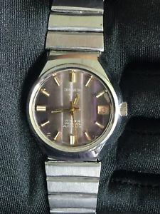 【送料無料】腕時計 ウォッチ スイスクロノメーターヴィンテージアラームメスcronometro suizo automatic mujer vintage watch reloj 33 mm mujer funcionando