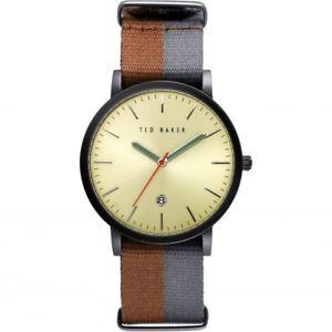 【送料無料】腕時計 ウォッチ テッドベーカーナイツアラームテted baker caballeros multicolor relojte10026448 nuevo