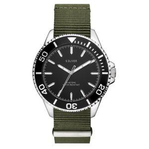 【送料無料】腕時計 ウォッチ オリバーアラームナイロンs oliver reloj de los hombres reloj de pulsera nylon so3484lq