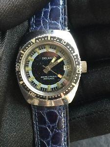 【送料無料】腕時計 ウォッチ ダイバーウォッチロープビンテージアラームdelkar muejr diver '70 watch vintage reloj funcionando cuerda 31mm