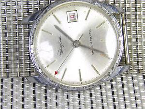 【送料無料】腕時計 ウォッチ カリスマseorial reloj con carisma de los 60 mecanico dificil de encontrar lote watches