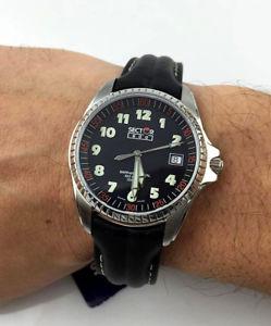 【送料無料】腕時計 ウォッチ セクタースイスヴィンテージゴムビンテージアラームwatch sector 900 orologio ref2651901025 swiss vintage rubber vintage reloj