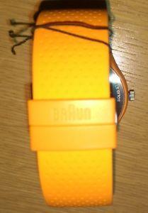 腕時計 ウォッチ オレンジスポーツブラウンウォッチreloj deportivo de naranja braun