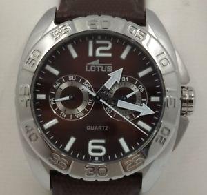 【送料無料】腕時計 ウォッチ アラームreloj lotus 156955
