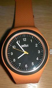 【送料無料】腕時計 ウォッチ オレンジスポーツブラウンウォッチreloj deportivo de naranja braun