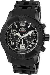 【送料無料】腕時計 ウォッチ メンズクロノグラフブラッククモトーンステンレススチールinvicta hombres sea spider crongrafo negro tono reloj acero inoxidable 22454
