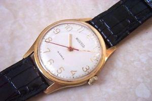 腕時計 ウォッチ ソマニュアルアラームun manual de la urss realiz wostok viento reloj c temprano dcada de 1970