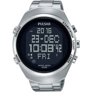 【送料無料】腕時計 ウォッチ デジタルナイツブレスレット×pulsar caballeros impermeable digital pulsera reloj pq2055x1