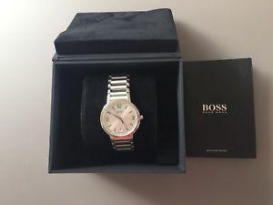 【送料無料】腕時計 ウォッチ ヒューゴボスマンステンレススチールウォッチhugo boss de hombre reloj de acero inoxidable