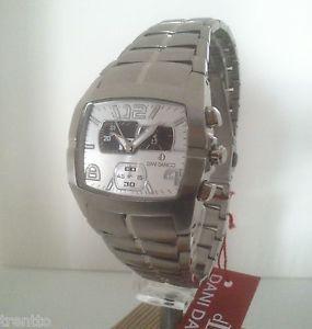 【送料無料】腕時計 ウォッチ アラームストップウォッチマンダニスチールメンズスチールウォッチreloj cronometro hombre dani danicci acero nuevo mens steel watch 50m