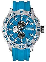 【送料無料】腕時計 ウォッチ クロックnautica a15579g reloj de los hombres es