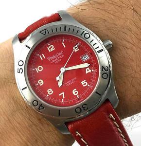 【送料無料】腕時計 ウォッチ オロロジィリップアクアティカダイバースイスorologio philip watch aquatica 1000 ref 8251390045 diver deplo swiss moviment