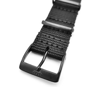 【送料無料】腕時計 ウォッチ フォルティスブレスレットブラックモデルfortis textil brazalete negro, pvd negro, 20mm para todos los modelos, artculo nuevo