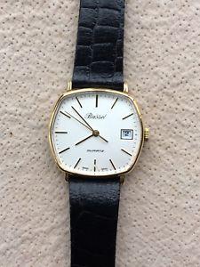 【送料無料】腕時計 ウォッチ アメリカヴィンテージアラームnos nuevo bassel vintage watch reloj 32 mm