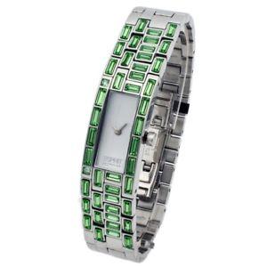 【送料無料】腕時計 ウォッチ コレクションアラームesprit collection reloj hlocony smaraged el900282004 seora reloj de pulsera verdeplata
