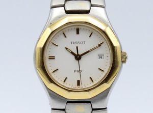 【送料無料】腕時計 ウォッチ ティソレディーtissot prx quartz steel p540 lady