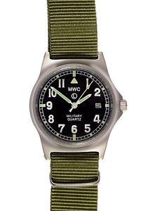 【送料無料】腕時計 ウォッチ ウォッチオリーブグリーンストラップミリタリークオーツicial mwc g10lm watch olive green strap 50m water proof military quartz g1098