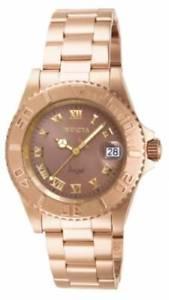 【送料無料】腕時計 ウォッチ カッパーフィールドアラーム14365 invicta 40mm mujer ngel cuarzo 3 mano cobre esfera reloj